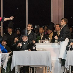 Lyric's La Bohème has its flaws, but Puccini's score overcomes most of them
