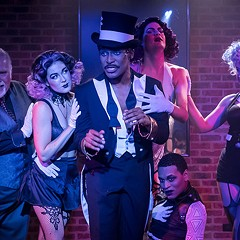 A small stage makes Mercury Theater's Pippin great