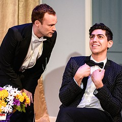 Pride Plays and Films's It's Only a Play lacks Broadway star power, but it's still good fun