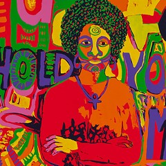 The Time Is Now! celebrates the black artists of the south side who used their work as a vehicle for social change