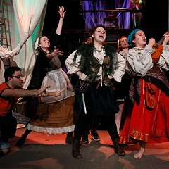 In Neverland, Prop Thtr finds the poignancy in J.M. Barrie's chestnut