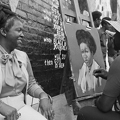 Alley cats: exhibit highlights history of Bronzeville's weekly jazz party