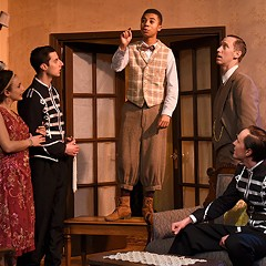 Eclipse Theatre rescues The Dark at the Top of the Stairs from being just another curio
