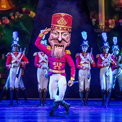 The Joffrey's Nutcracker abandons plot, pathos, and palatable choreography in favor of special effects