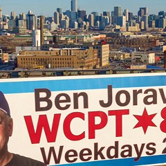 Just eight days after a glowing performance review at WCPT, the ax fell