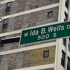 Ida B. Wells Drive makes Chicago history