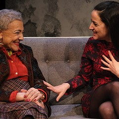 The Abuelas builds up to a few moments of poignancy but not much else