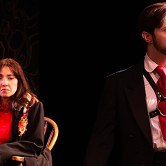 Gross Indecency: The Three Trials of Oscar Wilde is incandescent theater