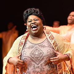 Mahalia Jackson: Moving Thru the Light sticks to the Black Ensemble Theatre formula