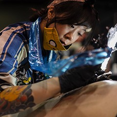 More than skin deep: photos from the Chicago Tattoo Arts Convention