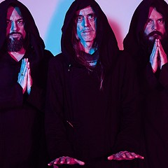 Drone titans Sunn O))) play two shows at Rockefeller Chapel and release the beautiful new Life Metal