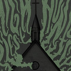 Hotboxing the house of God on the gig poster of the week