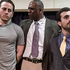 In Language Rooms, an Egyptian American interrogator struggles to prove his loyalty to the U.S.A.