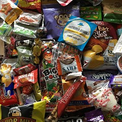 A visit to the Sweets and Snacks Expo