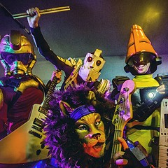 Canadian synth jesters TWRP make great modern funk (when they feel like it)