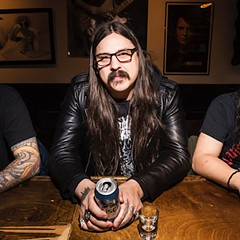 Saint Louis sludge lords Fister pick up the pace on No Spirit Within