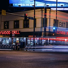 What really goes on at the Hollywood Grill at 3 AM?