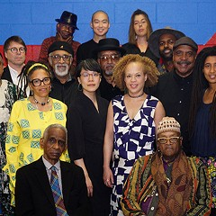 The Art Ensemble of Chicago celebrate 50 years of pushing great Black music into the future