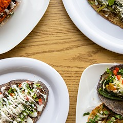 Love is a tlacoyo at Xocome Antojeria
