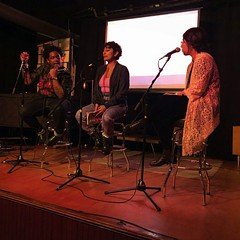The Poetry Foundation's VS live at last year's Chicago Podcast Festival.