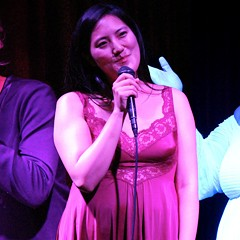 Natalie G. Alford, Sandy Lee, and Victoria Vincent performing at Ladylike