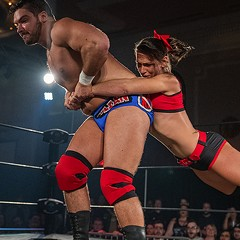 Freelance Wrestling goes to the mat for independent talent