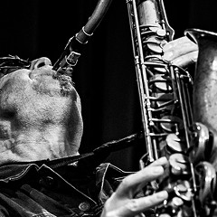 Mars Williams brings his Albert Ayler Xmas across Europe and back home to Chicago