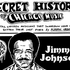 Blues guitarist Jimmy Johnson is much more than just Syl's big brother