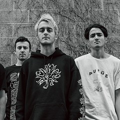 Sanction master ear-shattering metalcore on their debut full-length Broken in Refraction