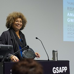 Angela Davis in 2014