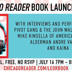Chicago Pop Stars, Hardcore Heroes, and House Legends Book Launch Party