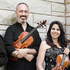 The Pacifica Quartet fortify new foundations with Contemporary Voices