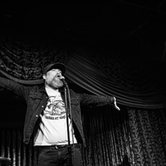 """You've been in enough bars in Chicago that you've heard one guy being boisterous and all the friends laughing. That's all it is. There's no magic to comedy."" 