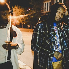 Chicago rappers SD and Brian Fresco combine their distinctive styles for the whimsically joyful Muddbruddas