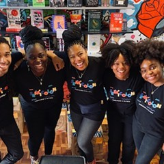"""""""I think naturally Black booksellers are going to be more focused on the community than the dollars and cents. I also recognize that Black bookselling is a different beast. We're just making our own way."""""""