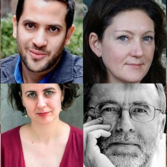 The playwrights for the International Voices Project 2020 Virtual Festival