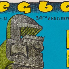 A monument to Pierre Kezdy on the gig poster of the week