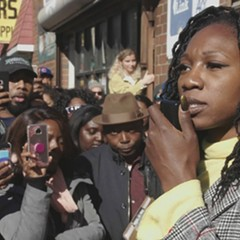 Mayoral candidate Amara Enyia in City So Real.