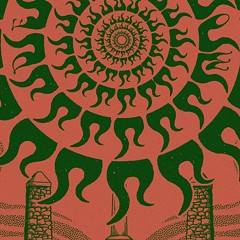 Bathe in the cosmic sunshine on the gig poster of the week