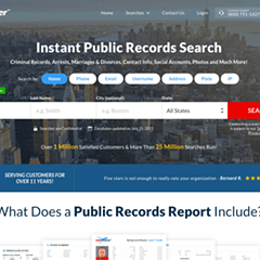 7 Best Sites for Background Checks and How To Find Public Records Online for Free