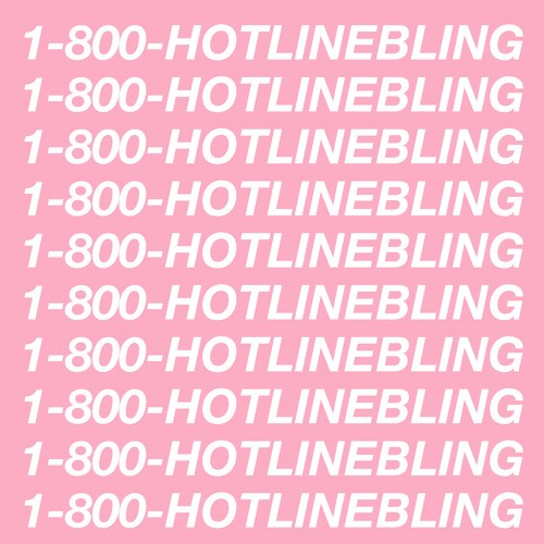 Drake proves ghostwriters don't matter with 'Hotline Bling