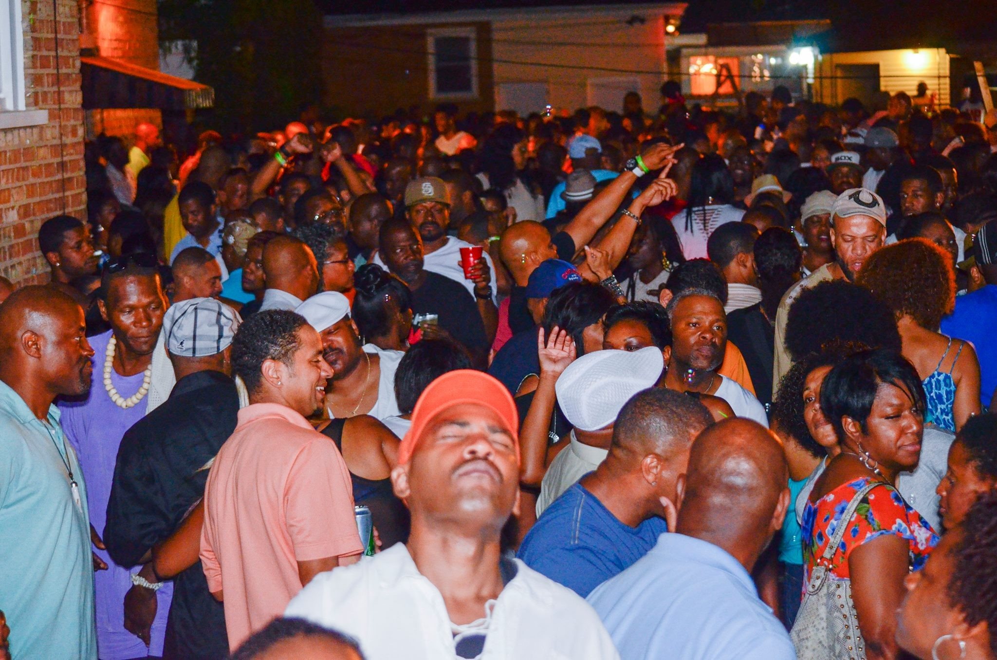 The inaugural 3yb house fest celebrates the southeast side for House music facts