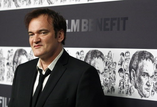 Tarantino unchained - ANDY KROPA/INVISION/AP