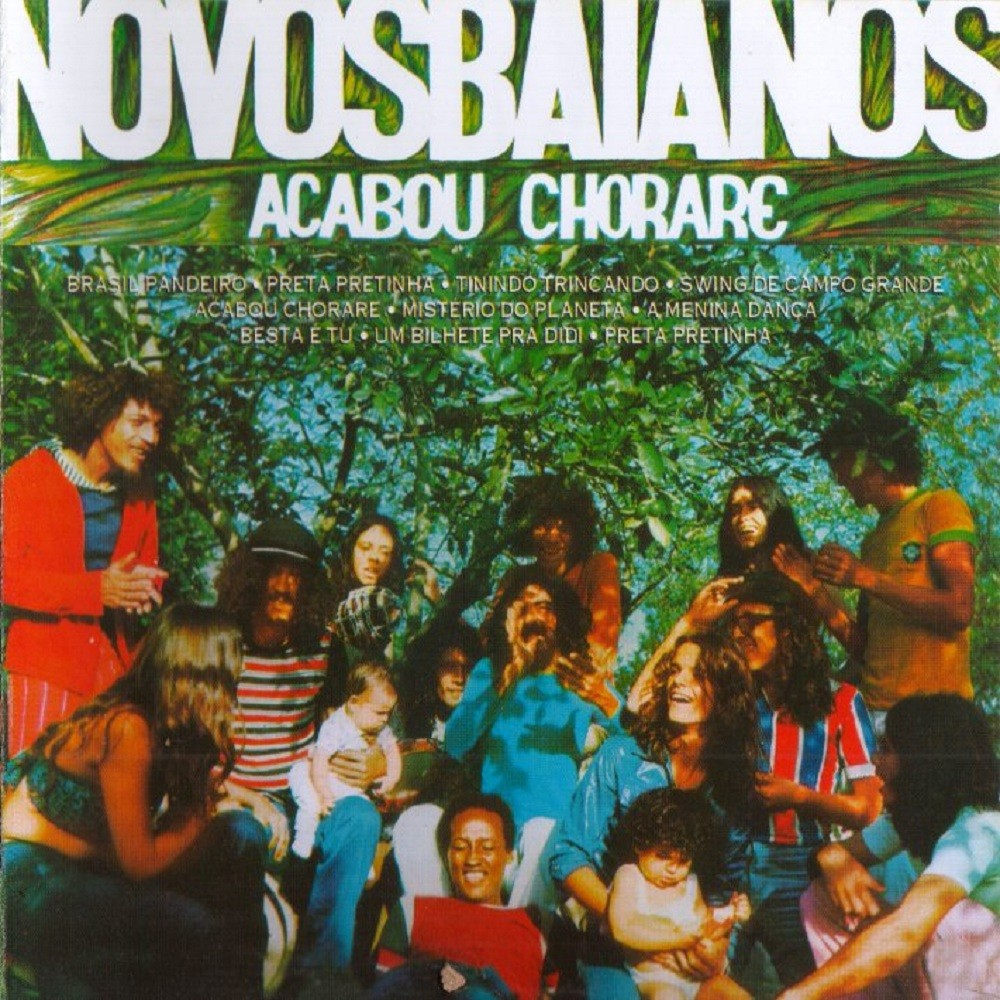 Listen to a psychedelic gem from the great 70s Brazilian rock band ...