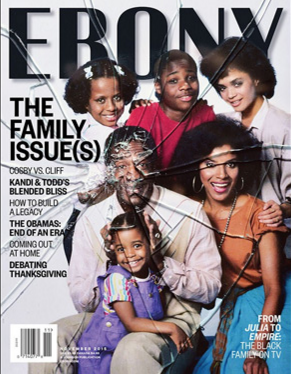 Ebony's controversial cover - (EBONY)