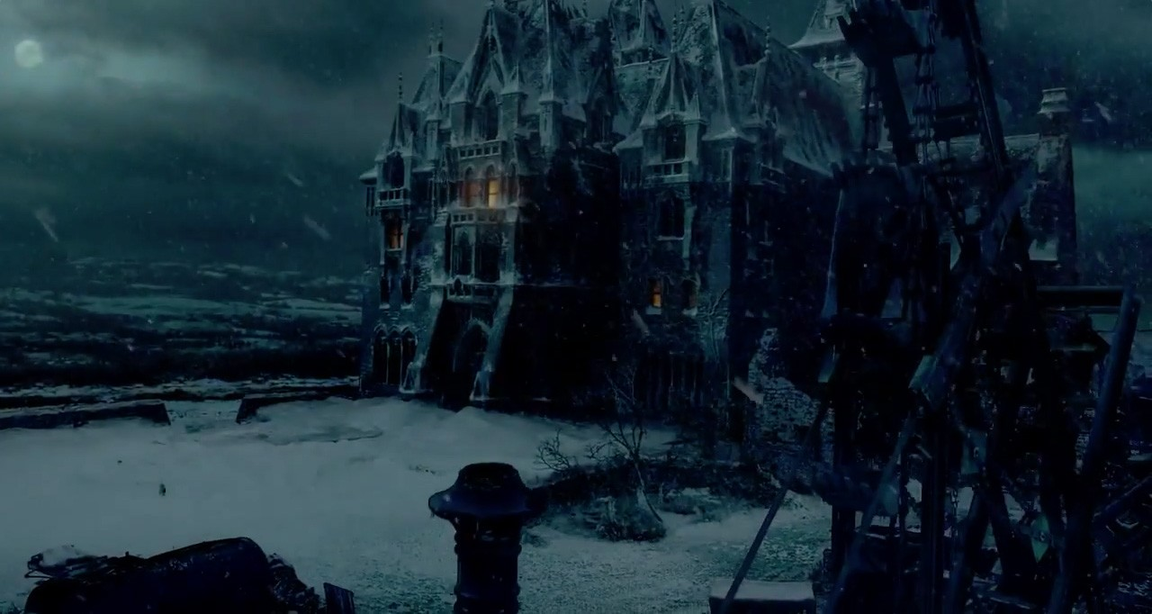 How Crimson Peak Makes The Most Of The Imax Format Bleader