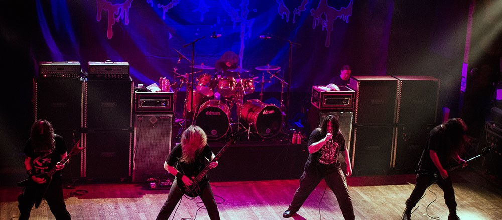 Cannibal Corpse - COURTESY THE ARTIST