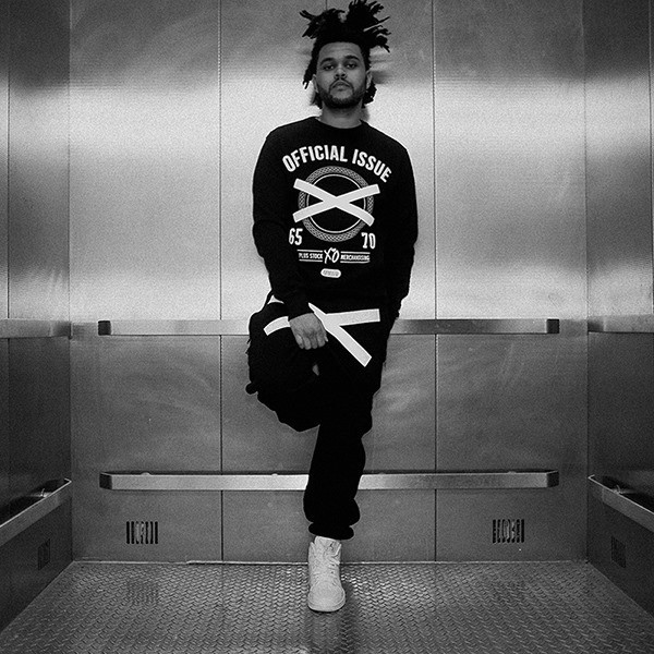 The Weeknd is having legal trouble. - COURTESY THE ARTIST