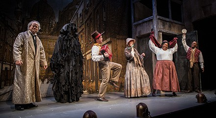 The Goodman and Second City return with Twist Your Dickens.
