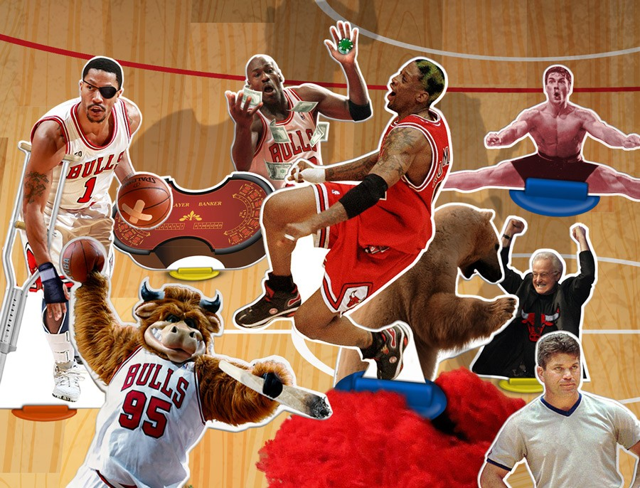 50f11d5bf9f The 50 worst moments in the first 50 years of the Chicago Bulls ...